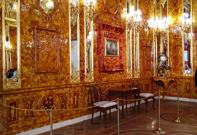 Amber Room Tour