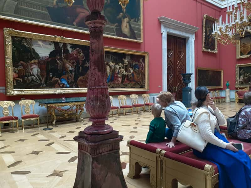 Hermitage tour