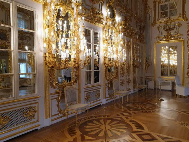 Peterhof Palace Tour