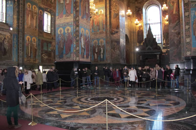 Resurrection Cathedral Tour