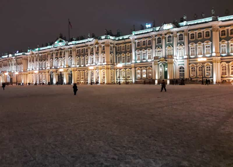 the Hermitage museum is a symbol of Russia