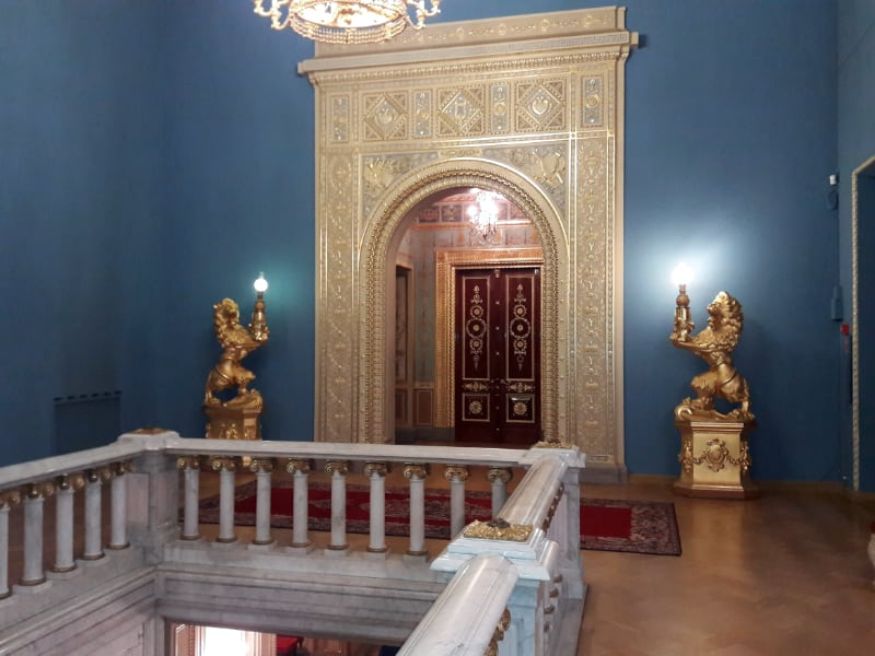 Yussoupov Palace theatre
