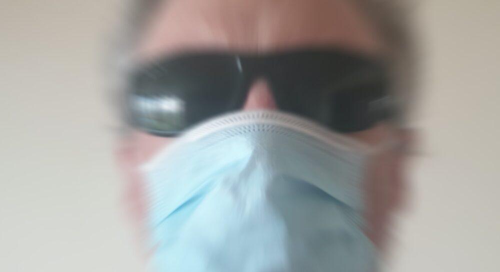 Coronavirus cases & face masks m