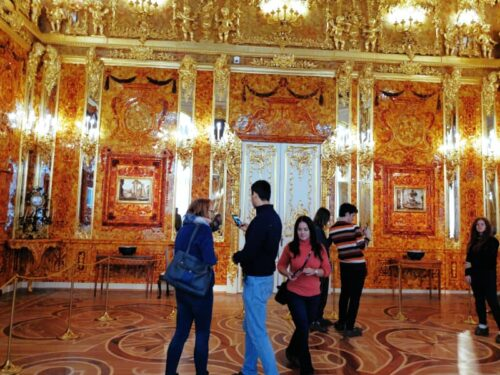 Catherine Palace Tour