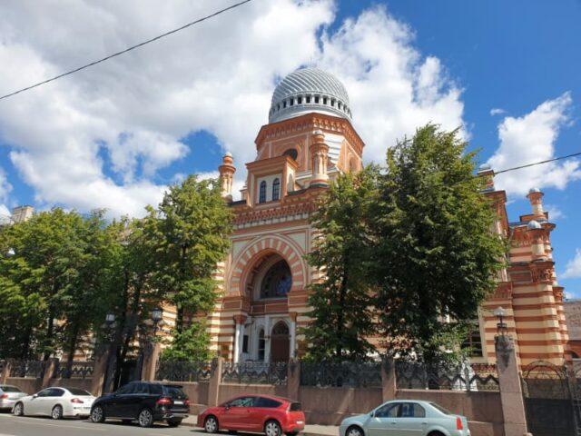 Jewish St Petersburg Tour