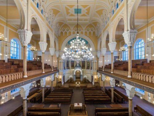 St Petersburg Jewish Tour