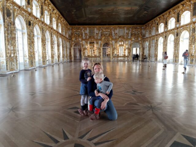 St Petersburg With Kids