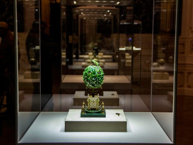 Tour with Faberge Museum