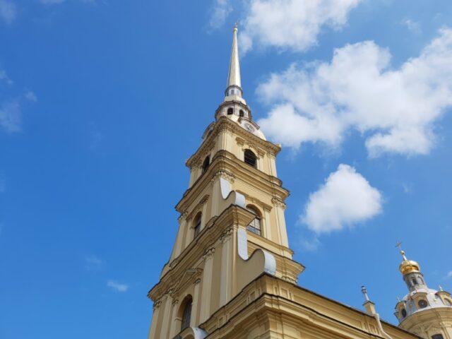 Weekend St Petersburg