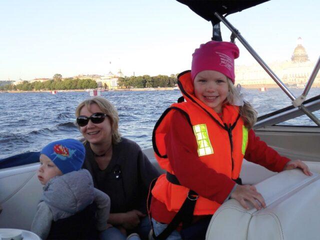 St Petersburg Boat Tour